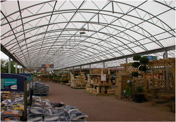 From Greenhouses To Farmers Markets To Grain Storage, Tensile Fabric Roofs  Can Be Designed With Different Materials To Allow Light If You Need It To  No ...