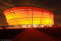 Etfe And Ptfe Structures Fabric Architect