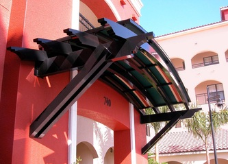 Awnings Fabric Architect