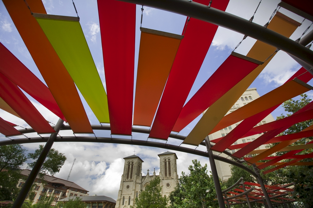 Shade Structures Fabric Architect