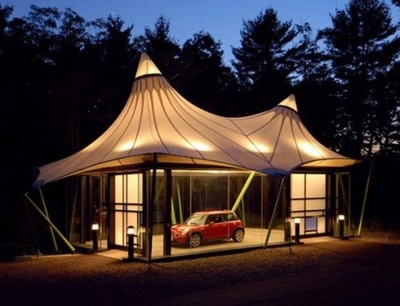 Tents come in all shapes and sizes from c&ing tents to yurts pole tents and tension tents. Tents are usually engineered for wind loads below the common ... & Tents - Fabric Architect